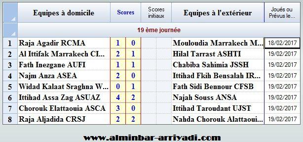 resultats-division-amateur-2-j19