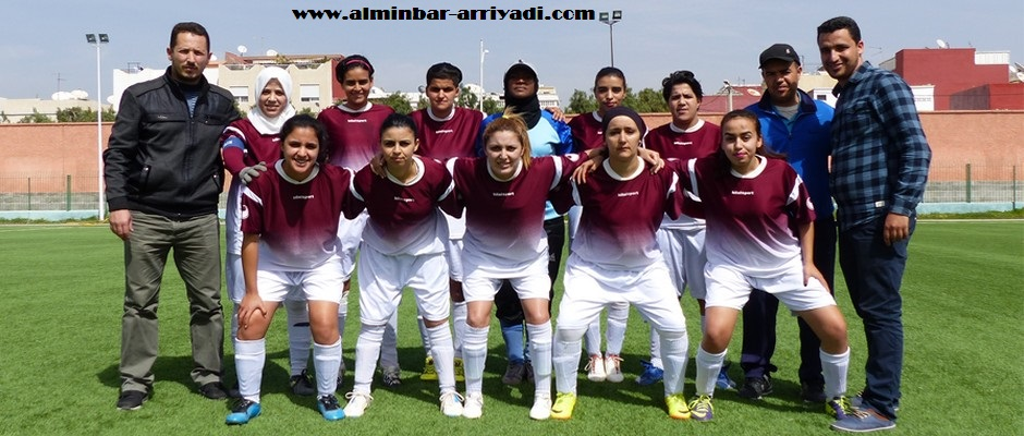 aljil-aljadid-temsia-football-feminin-01-03-2017