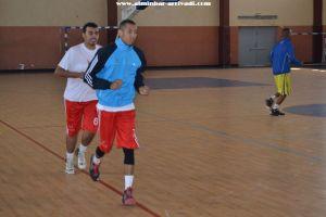 Basketball Amal Hay Alhassani Agadir - Santacruz Agadir 19-03-2017