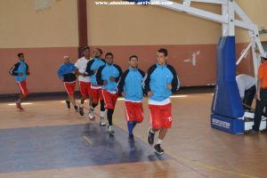 Basketball Amal Hay Alhassani Agadir - Santacruz Agadir 19-03-2017_02