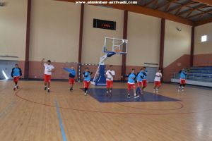 Basketball Amal Hay Alhassani Agadir - Santacruz Agadir 19-03-2017_07