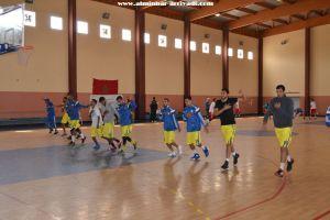 Basketball Amal Hay Alhassani Agadir - Santacruz Agadir 19-03-2017_11