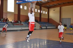 Basketball Amal Hay Alhassani Agadir - Santacruz Agadir 19-03-2017_13