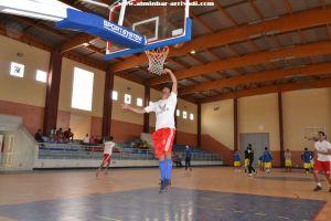 Basketball Amal Hay Alhassani Agadir - Santacruz Agadir 19-03-2017_15
