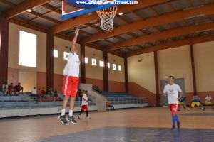 Basketball Amal Hay Alhassani Agadir - Santacruz Agadir 19-03-2017_17