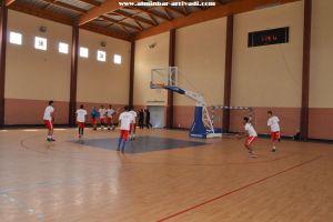 Basketball Amal Hay Alhassani Agadir - Santacruz Agadir 19-03-2017_22