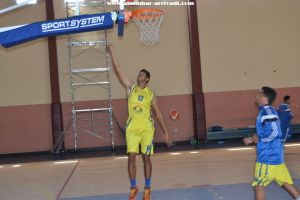 Basketball Amal Hay Alhassani Agadir - Santacruz Agadir 19-03-2017_23