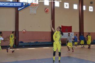 Basketball Amal Hay Alhassani Agadir - Santacruz Agadir 19-03-2017_25