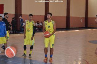 Basketball Amal Hay Alhassani Agadir - Santacruz Agadir 19-03-2017_32
