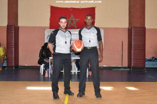 Basketball Amal Hay Alhassani Agadir - Santacruz Agadir 19-03-2017_36