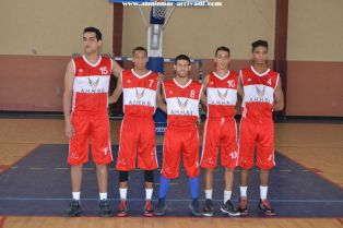 Basketball Amal Hay Alhassani Agadir - Santacruz Agadir 19-03-2017_38