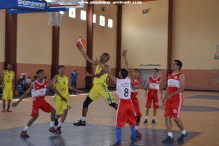 Basketball Amal Hay Alhassani Agadir - Santacruz Agadir 19-03-2017_46