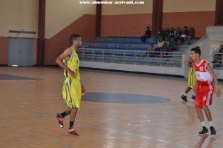 Basketball Amal Hay Alhassani Agadir - Santacruz Agadir 19-03-2017_52