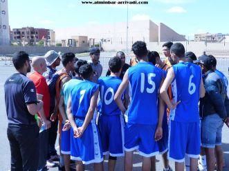 Basketball cadets Jeux Scolaires championnat inter-ligues Tiznit 17-03-2017_07