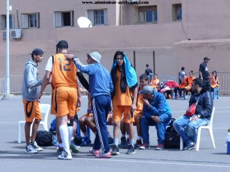 Basketball cadets Jeux Scolaires championnat inter-ligues Tiznit 17-03-2017_12