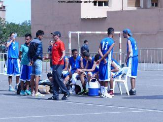 Basketball cadets Jeux Scolaires championnat inter-ligues Tiznit 17-03-2017_14