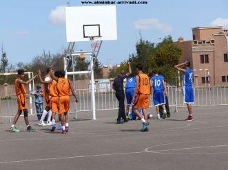 Basketball cadets Jeux Scolaires championnat inter-ligues Tiznit 17-03-2017_15