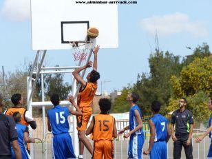 Basketball cadets Jeux Scolaires championnat inter-ligues Tiznit 17-03-2017_17