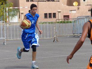 Basketball cadets Jeux Scolaires championnat inter-ligues Tiznit 17-03-2017_18