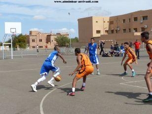 Basketball cadets Jeux Scolaires championnat inter-ligues Tiznit 17-03-2017_19