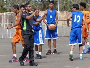 Basketball cadets Jeux Scolaires championnat inter-ligues Tiznit 17-03-2017_21