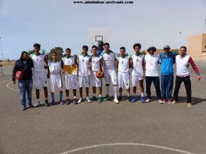 Basketball cadets Jeux Scolaires championnat inter-ligues Tiznit 17-03-2017_43