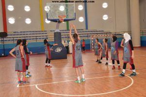 Basketball cadettes Jeux Scolaires championnat inter-ligues Tiznit 17-03-2017_03