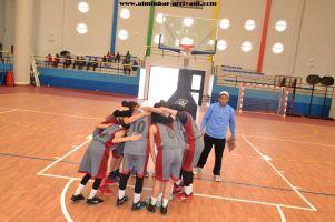 Basketball cadettes Jeux Scolaires championnat inter-ligues Tiznit 17-03-2017_05