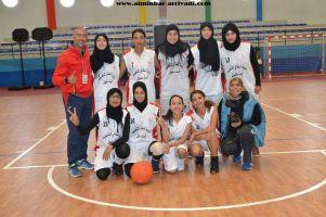 Basketball cadettes Jeux Scolaires championnat inter-ligues Tiznit 17-03-2017_09