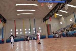 Basketball cadettes Jeux Scolaires championnat inter-ligues Tiznit 17-03-2017_11