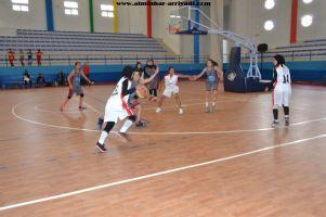 Basketball cadettes Jeux Scolaires championnat inter-ligues Tiznit 17-03-2017_22