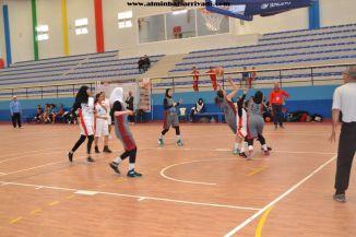 Basketball cadettes Jeux Scolaires championnat inter-ligues Tiznit 17-03-2017_28