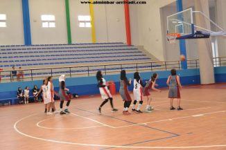 Basketball cadettes Jeux Scolaires championnat inter-ligues Tiznit 17-03-2017_29