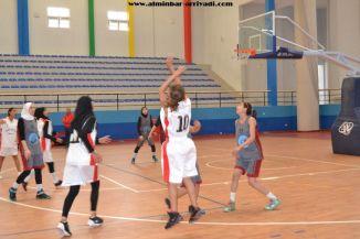 Basketball cadettes Jeux Scolaires championnat inter-ligues Tiznit 17-03-2017_30