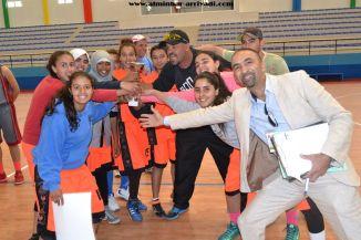 Basketball cadettes Jeux Scolaires championnat inter-ligues Tiznit 17-03-2017_36