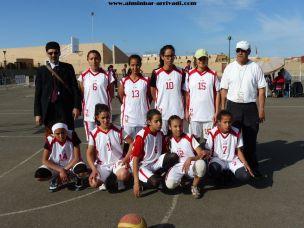 Basketball Minimes Jeux Scolaires championnat inter-ligues Tiznit 17-03-2017_05