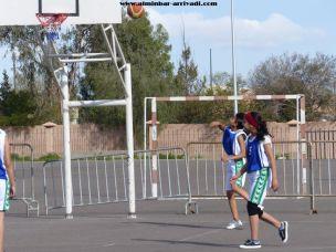 Basketball Minimes Jeux Scolaires championnat inter-ligues Tiznit 17-03-2017_06
