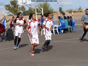 Basketball Minimes Jeux Scolaires championnat inter-ligues Tiznit 17-03-2017_08