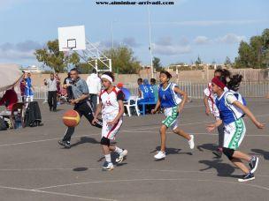 Basketball Minimes Jeux Scolaires championnat inter-ligues Tiznit 17-03-2017_10