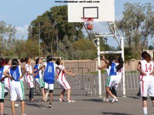 Basketball Minimes Jeux Scolaires championnat inter-ligues Tiznit 17-03-2017_11