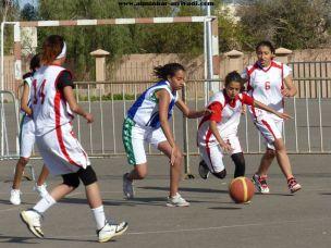 Basketball Minimes Jeux Scolaires championnat inter-ligues Tiznit 17-03-2017_12
