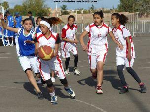 Basketball Minimes Jeux Scolaires championnat inter-ligues Tiznit 17-03-2017_13