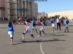 Basketball Minimes Jeux Scolaires championnat inter-ligues Tiznit 17-03-2017_14