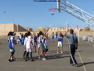 Basketball Minimes Jeux Scolaires championnat inter-ligues Tiznit 17-03-2017_16