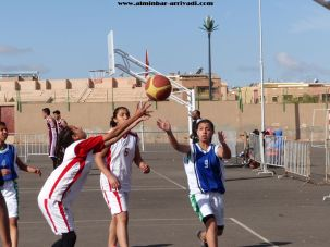 Basketball Minimes Jeux Scolaires championnat inter-ligues Tiznit 17-03-2017_21