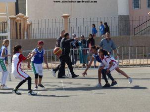 Basketball Minimes Jeux Scolaires championnat inter-ligues Tiznit 17-03-2017_24