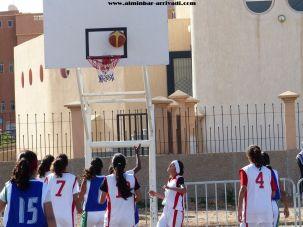 Basketball Minimes Jeux Scolaires championnat inter-ligues Tiznit 17-03-2017_26