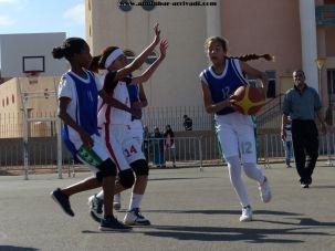 Basketball Minimes Jeux Scolaires championnat inter-ligues Tiznit 17-03-2017_28