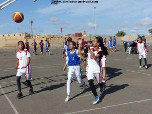 Basketball Minimes Jeux Scolaires championnat inter-ligues Tiznit 17-03-2017_33
