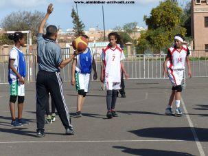 Basketball Minimes Jeux Scolaires championnat inter-ligues Tiznit 17-03-2017_36